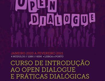 Curso de Introdução ao Open Dialogue e Práticas Dialógicas