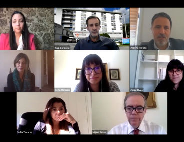 Webinar do Projecto Open Dialogue